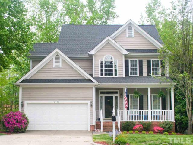 2416 Clerestory Place, Raleigh, NC 27615 (#2186457) :: The Abshure Realty Group