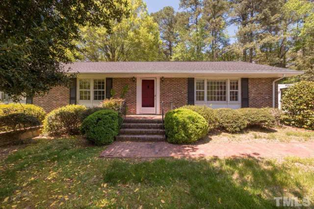 1009 Hillside Drive, Chapel Hill, NC 27517 (#2186492) :: The Perry Group