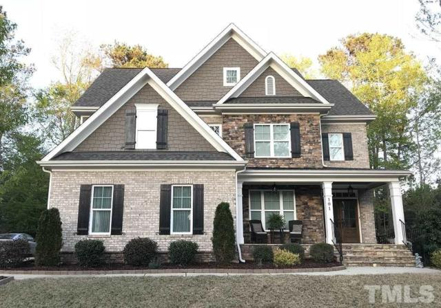 101 Roseberry Way, Holly Springs, NC 27540 (#2187207) :: The Perry Group