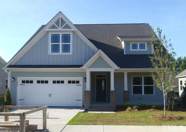289 Rhoda Lilley Drive #52, Fuquay Varina, NC 27526 (#2187527) :: The Perry Group