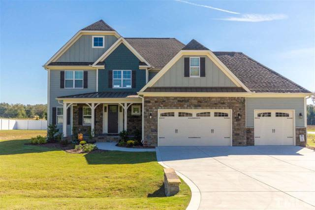 65 Wallbourne Drive, Clayton, NC 27527 (#2189673) :: The Perry Group