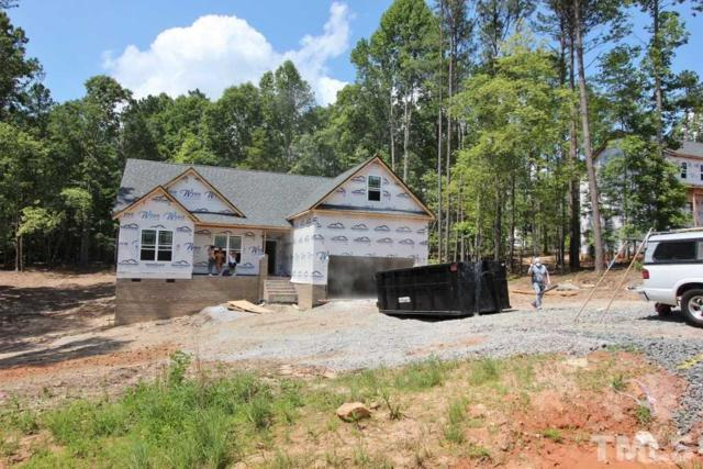 3609 Pine Needles Drive, Wake Forest, NC 27587 (#2190630) :: The Abshure Realty Group