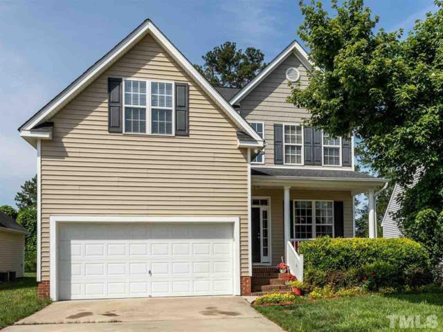 715 Longitude Way, Raleigh, NC 27610 (#2192273) :: The Abshure Realty Group