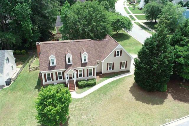 1000 E Saint Julian Place, Apex, NC 27502 (#2192320) :: The Perry Group