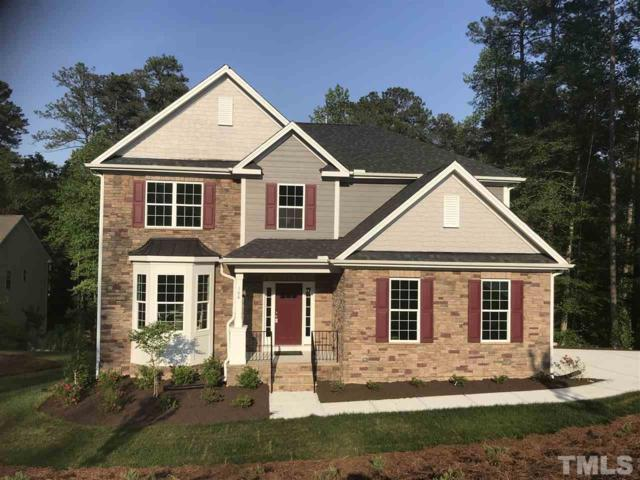 166 Victory Park Drive 9 Buchanon, Chapel Hill, NC 27317 (#2192821) :: Raleigh Cary Realty