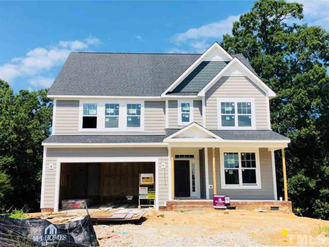 5115 Stowecroft Lane Lot 176, Raleigh, NC 27616 (#2192909) :: Raleigh Cary Realty