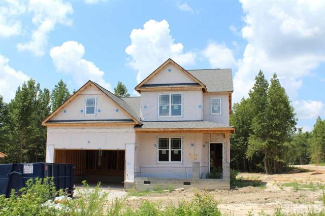 16 S Oscar Lane, Wendell, NC 27591 (#2192980) :: The Abshure Realty Group