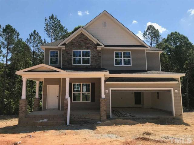 320 Hawkesburg Drive, Clayton, NC 27527 (#2196140) :: The Perry Group