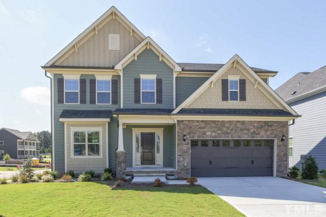2301 Redbridge Lane, Apex, NC 27502 (#2196786) :: The Perry Group