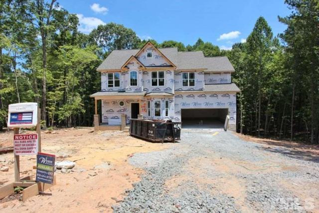 1314 Sourwood Drive, Wake Forest, NC 27587 (#2197329) :: The Perry Group