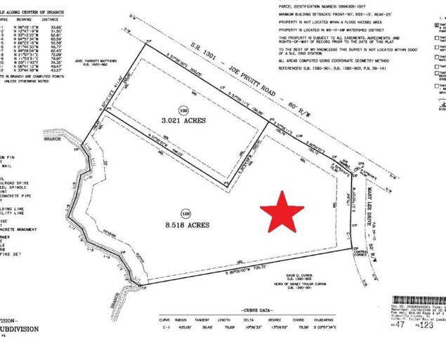 Lot 12R Joe Pruitt Road, Oxford, NC 27565 (#2198091) :: M&J Realty Group