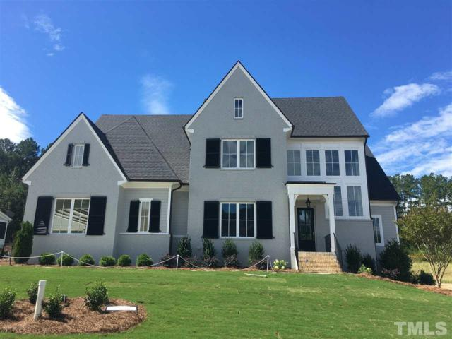 1017 Montvale Ridge Drive, Cary, NC 27519 (#2198947) :: The Perry Group