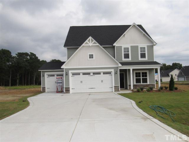 91 Marywood Drive, Clayton, NC 27520 (#2200465) :: The Jim Allen Group
