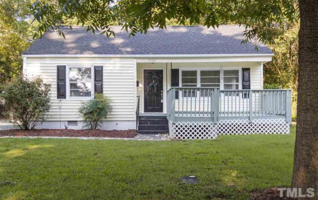 1806 Bennett Street, Raleigh, NC 27606 (#2200704) :: Raleigh Cary Realty
