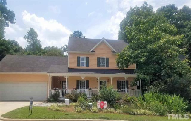 4209 Fowler Ridge Drive, Raleigh, NC 27616 (#2200859) :: The Perry Group