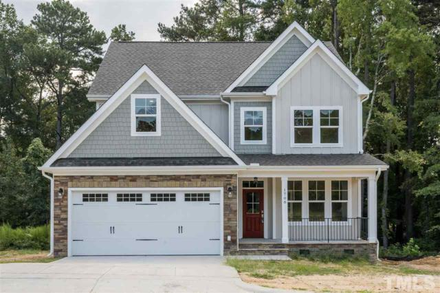 1708 Castling Court, Wake Forest, NC 27587 (#2200937) :: Rachel Kendall Team