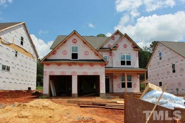 229 Logans Manor Drive, Holly Springs, NC 27540 (#2201557) :: The Jim Allen Group