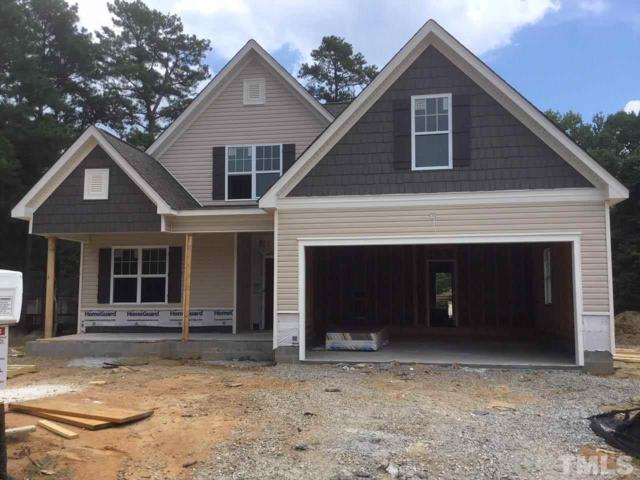 15 Walking Trail, Youngsville, NC 27596 (#2201892) :: The Perry Group