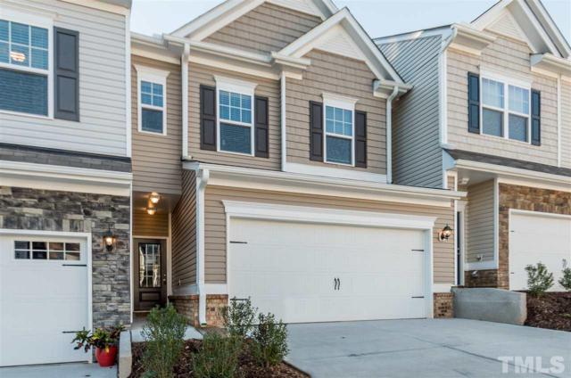 6337 Grace Lily Drive #19, Raleigh, NC 27607 (#2202533) :: The Perry Group