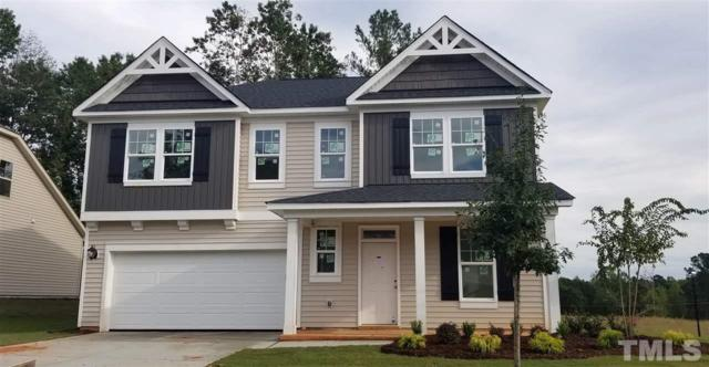 16 E San Periro Drive, Clayton, NC 27527 (#2202539) :: The Perry Group