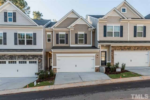 6345 Grace Lily Drive #15, Raleigh, NC 27607 (#2202590) :: The Perry Group