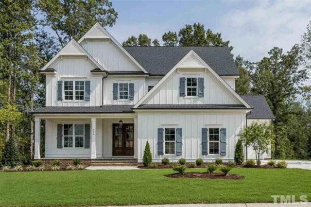304 Harewood Place Lot 222, Fuquay Varina, NC 27526 (#2203830) :: The Jim Allen Group