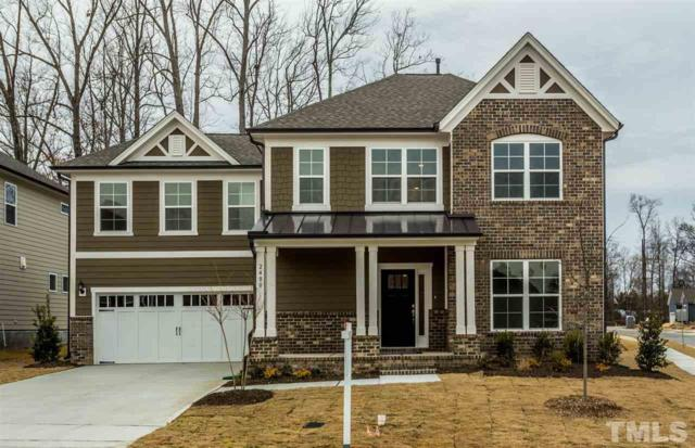 2400 Emily Brook Way Gm Lot 26, Apex, NC 27523 (#2204093) :: The Jim Allen Group