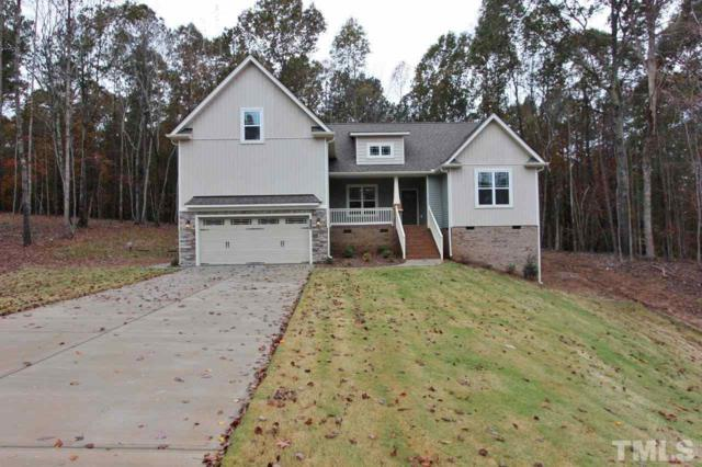 1319 Sourwood Drive, Wake Forest, NC 27587 (#2204240) :: The Perry Group