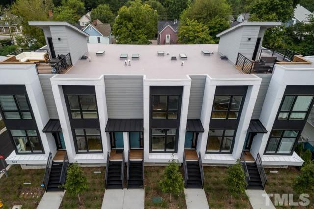 537 New Bern Avenue #107, Raleigh, NC 27601 (#2205168) :: Rachel Kendall Team