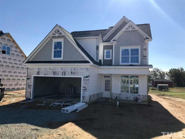122 Southern Acres Drive, Fuquay Varina, NC 27526 (#2205240) :: The Perry Group