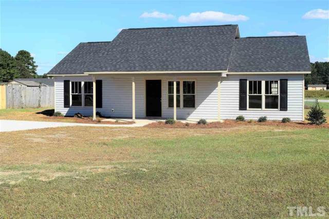 105 Rosewood Court, Kenly, NC 27542 (#2206343) :: The Perry Group