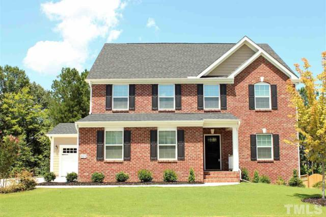 829 S Legacy Falls Drive, Chapel Hill, NC 27517 (#2206410) :: The Perry Group
