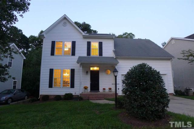 2501 Laurel Falls Lane, Raleigh, NC 27603 (#2209243) :: The Abshure Realty Group