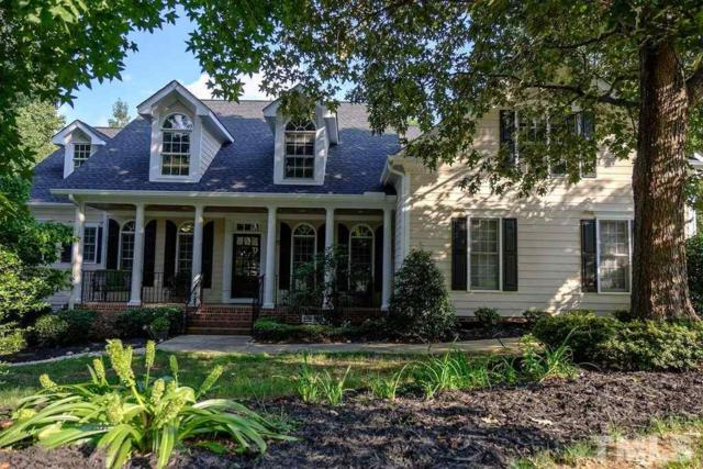 205 Townsend Drive, Clayton, NC 27527 (#2210188) :: The Abshure Realty Group