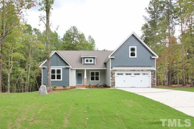 1306 Sourwood Drive, Wake Forest, NC 27587 (#2210621) :: The Jim Allen Group
