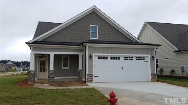 113 Plantation Drive, Youngsville, NC 27596 (#2210995) :: Rachel Kendall Team