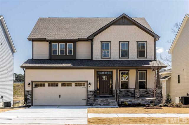 2275 Chattering Lory Lane Lot 27, Apex, NC 27502 (#2211750) :: Morgan Womble Group