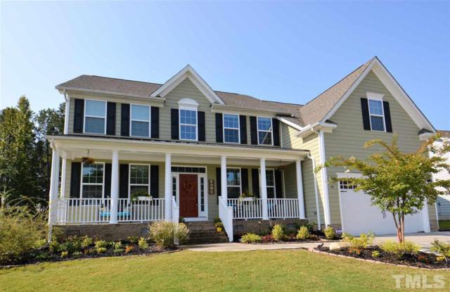 74 Renwood Grant Court, Chapel Hill, NC 27517 (#2211770) :: The Abshure Realty Group