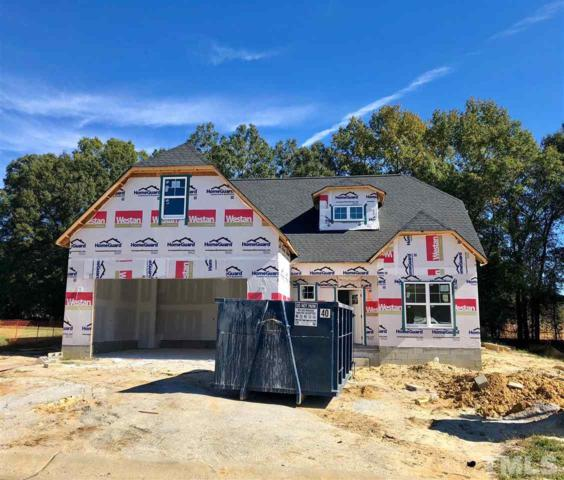 203 Fairview Street, Clayton, NC 27520 (#2213957) :: The Perry Group