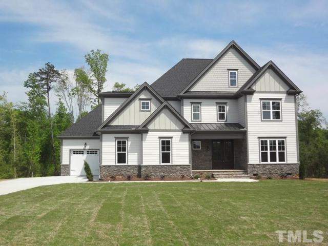 3825 Pickett Court, Wake Forest, NC 27587 (#2216455) :: Raleigh Cary Realty