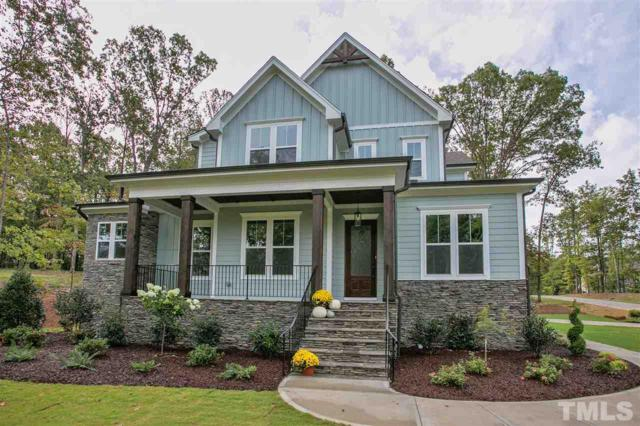 251 Gentry Drive, Pittsboro, NC 27312 (#2216492) :: Morgan Womble Group
