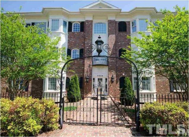 7530 Lead Mine Road #106, Raleigh, NC 27615 (#2216801) :: RE/MAX Real Estate Service