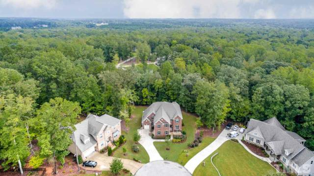 5040 Darcy Woods Lane, Fuquay Varina, NC 27526 (#2217480) :: The Perry Group