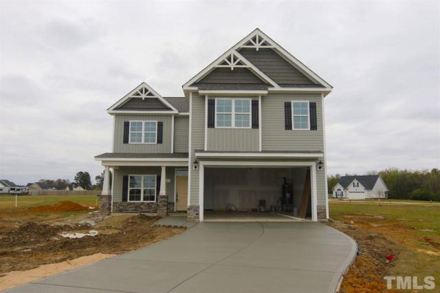 117 Castaway Court, Pikeville, NC 27863 (#2217482) :: The Perry Group