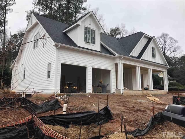 2105 Dunhill Drive, Raleigh, NC 27608 (#2218414) :: Raleigh Cary Realty