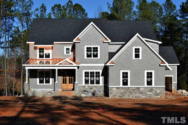 7516 Dover Hills Drive, Wake Forest, NC 27587 (#2218549) :: Rachel Kendall Team