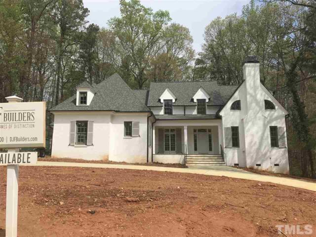 112 Bruce Drive, Cary, NC 27511 (#2218831) :: The Jim Allen Group