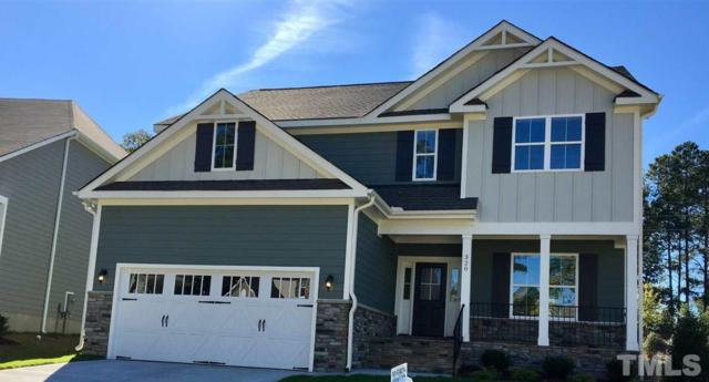 320 Quarryrock Road, Holly Springs, NC 27540 (#2219692) :: The Perry Group