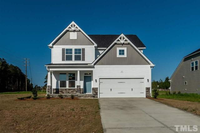 17 Twelve Oaks Drive #1, Willow Spring(s), NC 27592 (#2221858) :: The Perry Group