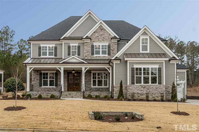 1021 Montvale Ridge Drive, Cary, NC 27519 (#2221894) :: Marti Hampton Team - Re/Max One Realty